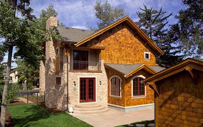 Custom Homes Cover